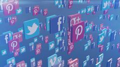 Social Media Piirros