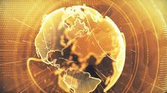 Digital Globe Stock Illustration