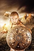 Gladiator warrior Kuvituskuvat