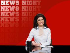 News presenter Kuvituskuvat