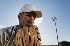 Baseball pitcher Stock Photos