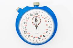 A stopwatch Stock Photos