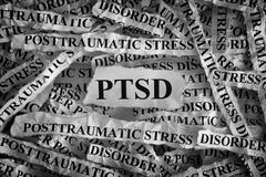 Posttraumatic stress disorder Stock Photos