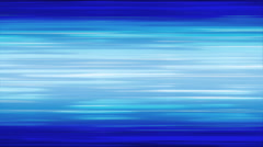 Anime Blue Horizontal Speed Lines Background Stock Footage