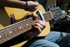 acoustics - stock photo
