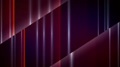 Glass of the side effect_abstract_background_LOOP red Stock Footage