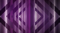 Square pattern motion_abstract_background_LOOP purple Stock Footage