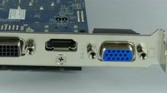 Computer Main Board, Motherboard 4K Footage - stock footage