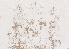 Hi res white concrete textures and backgrounds - stock photo