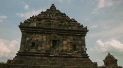 Candi Ijo - Indonesia Hyperlapse Stock Footage