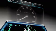 Fast Internet Connection - stock footage