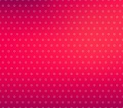 Pink Blurred Background With Halftone Effect - stock illustration