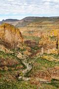 Apache Trail Stock Photos
