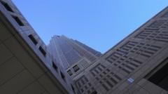 Tokyo Metropolitan Government Building. Stock Footage