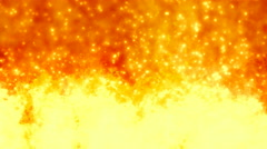Raging fire and bright light of the flame 4K. Stock Footage