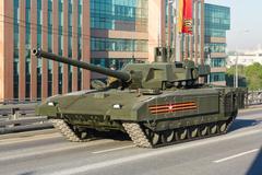 T14 Armata Russian main battle tank Kuvituskuvat