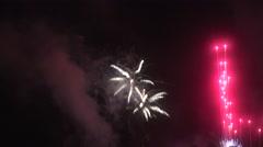4K: Firworks Extravaganza - Circa 2016 Stock Footage