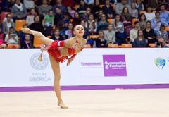Anna Luiza Filiorianu, Romania. Clubs - stock photo