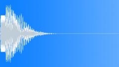 Platform Player Health Drop 04 Sound Effect