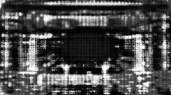 Futuristic technology video fluctuation - Future Tech 0149 HD, 4K Stock Footage