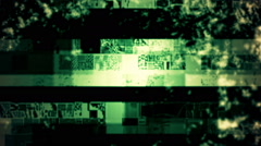 Video grunge zoom - Video Background 2211 HD - stock footage
