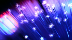 Fiber optics Stock Footage