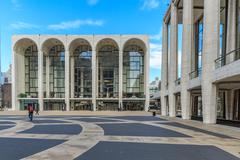 Lincoln Center For The Performimg Arts - stock photo