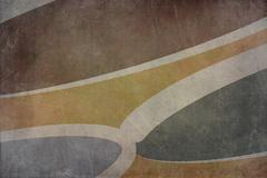 Ovals Pattern Texture Background Stock Illustration