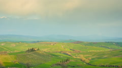 Podere Belvedere Stock Footage