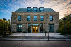 The J. Robert S. Prichard Alumni House, at the University of Toronto, in Toro Stock Photos