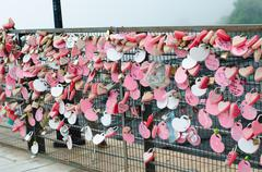 Love Lock Stock Photos