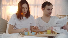 Perfect Morning Stock Footage