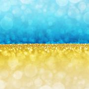 Christmas Glittering background. abstract texture - stock photo