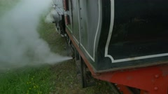 Narrow Gauge Railway Train Stock Footage