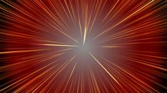 Supernova explosion - stock footage