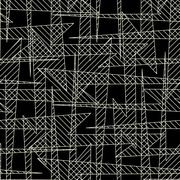 Crossed angled lines in a  seamless pattern - stock illustration