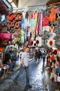 Medina in Tunis - stock photo