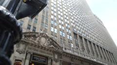 Chicago Historic Building Slider Stock Footage