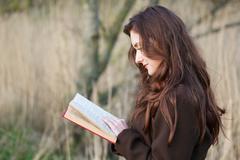 Books are still alive - stock photo