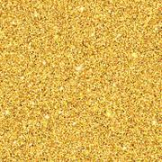 Gold sparkles. Gold glitter background. Gold background. - stock illustration
