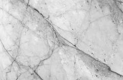 White marble texture detailed structure of marble for background and design Stock Photos