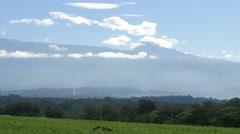 Mount Kilimanjaro in Tanzania - 4K Ultra HD Arkistovideo