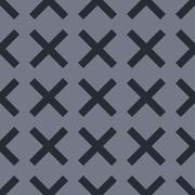 native pattern - stock illustration