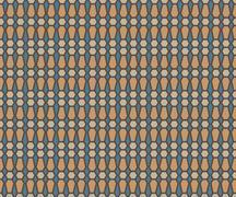 Oriental Vector seamless pattern Geometric texture. Stock Illustration
