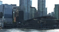 Vancouver Canada Water Front Stock Footage