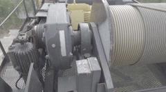 Imageline Crane Machinery 2 Stock Footage
