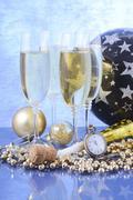 New Year Celebration Party Kuvituskuvat
