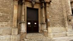 Orthodox Church of Nativity in Palma, Majorca Stock Footage