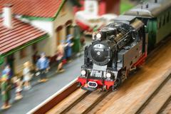 Express train Stock Photos