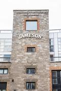 View of the Old Jameson Distillery, Dublin, Ireland Kuvituskuvat